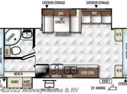 New 2018  Forest River Rockwood Roo 24WS by Forest River from Midway Homes & RV in Grand Rapids, MN