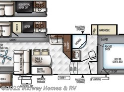 New 2018  Forest River Rockwood Signature Ultra Lite 8298WS by Forest River from Midway Homes & RV in Grand Rapids, MN