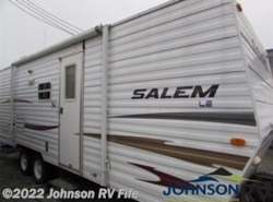 Used 2009  Forest River Salem T21SC by Forest River from Johnson RV in Puyallup, WA