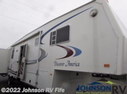 Used 2003  Nu-Wa Hitchhiker 34RL by Nu-Wa from Johnson RV in Puyallup, WA