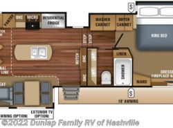 New 2019 Jayco Pinnacle 36SSWS available in Lebanon, Tennessee