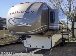 Used 2014  Dynamax Corp Trilogy 3800RL by Dynamax Corp from Longhorn RV in Mineola, TX