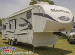 Used 2010  Keystone Mountaineer 326RLT by Keystone from Longhorn RV in Mineola, TX