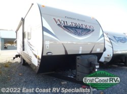 New 2017  Forest River Wildwood 27DBK by Forest River from East Coast RV Specialists in Bedford, PA