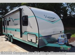 New 2016  Gulf Stream Vintage Cruiser 23RSS by Gulf Stream from Campers Inn RV in Kings Mountain, NC