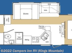 Used 2008  Keystone  KEYSTONE 299 BHS by Keystone from Campers Inn RV in Kings Mountain, NC