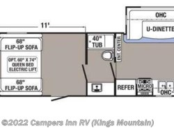 New 2017  Palomino Puma XLE 29FQC by Palomino from Campers Inn RV in Kings Mountain, NC