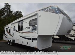 Used 2011  Keystone Alpine 3200RL by Keystone from Campers Inn RV in Mocksville, NC