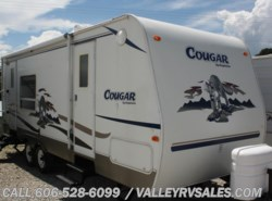 Used 2006  Keystone Cougar 243 by Keystone from Valley RV Sales in Corbin, KY