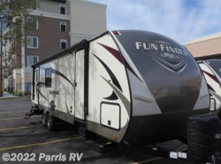 New 2017  Cruiser RV Fun Finder Xtreme Lite 27IK by Cruiser RV from Parris RV in Murray, UT