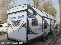 New 2017  Forest River Sandstorm 336SLR by Forest River from Parris RV in Murray, UT