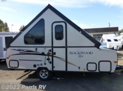New 2017  Forest River Rockwood Hard Side High Wall A192HW by Forest River from Parris RV in Murray, UT