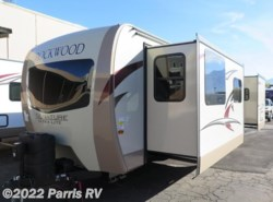 New 2017  Forest River Rockwood Signature Ultra Lite Travel Trailer 8335BSS by Forest River from Parris RV in Murray, UT