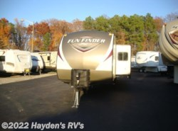 New 2017  Cruiser RV Fun Finder Xtreme Lite 31 BH by Cruiser RV from Hayden's RV's in Richmond, VA