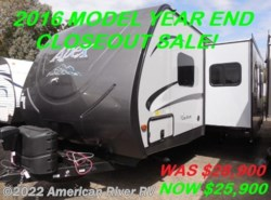 New 2016  Coachmen Apex 276BHSS by Coachmen from American River RV in Davis, CA