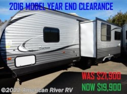 New 2016  Coachmen Catalina SBX 251RLS by Coachmen from American River RV in Davis, CA