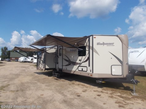 2016 Forest River Rockwood Windjammer 3029W