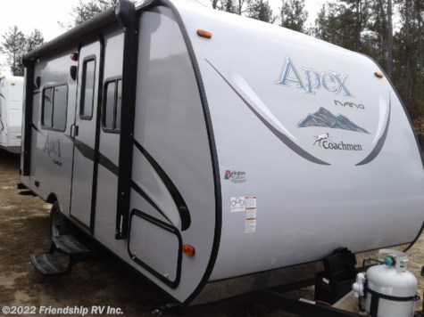 2017 Coachmen Apex Nano 187RB