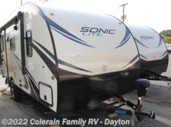 New 2017  Venture RV Sonic 168VRB by Venture RV from Colerain RV of Dayton in Dayton, OH