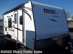 New 2017  Forest River Rockwood Mini Lite 2306 by Forest River from Vicars Trailer Sales in Taylor, MI