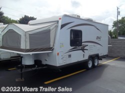 Used 2015  Forest River Rockwood Roo 19 by Forest River from Vicars Trailer Sales in Taylor, MI