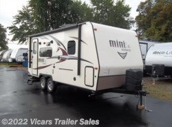 New 2017  Forest River Rockwood Mini Lite 2109S by Forest River from Vicars Trailer Sales in Taylor, MI