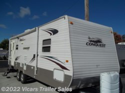 Used 2009  Gulf Stream Conquest 261 RLS by Gulf Stream from Vicars Trailer Sales in Taylor, MI