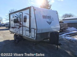 New 2017  Forest River Rockwood Mini Lite 2104S by Forest River from Vicars Trailer Sales in Taylor, MI