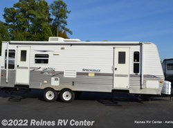 Used 2007  Keystone Springdale 266RL by Keystone from Reines RV Center in Ashland, VA