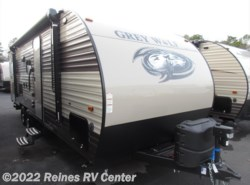 New 2017  Forest River Cherokee Grey Wolf 23DBH by Forest River from Reines RV Center in Ashland, VA
