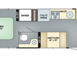 New 2018 Airstream International Serenity 28RB available in Fort Worth, Texas