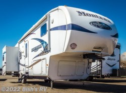 Used 2010  Keystone Mountaineer 326RLT by Keystone from Bish's RV Supercenter in Nampa, ID