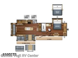 New 2018 Jayco Eagle Travel Trailers 330RSTS available in Ft. Worth, Texas