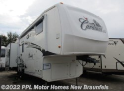 Used 2009  Forest River Cardinal Le 30LE by Forest River from PPL Motor Homes in New Braunfels, TX