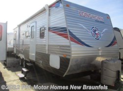 Used 2014  CrossRoads Longhorn 28BH by CrossRoads from PPL Motor Homes in New Braunfels, TX