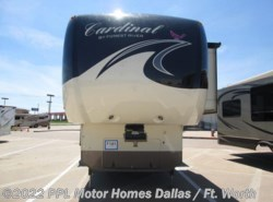 Used 2013  Forest River Cardinal 3675 by Forest River from PPL Motor Homes in Cleburne, TX