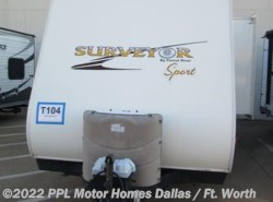 Used 2010  Forest River Surveyor SP189 by Forest River from PPL Motor Homes in Cleburne, TX