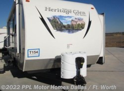 Used 2012  Forest River Wildwood Heritage Glen ASSUME 292FK by Forest River from PPL Motor Homes in Cleburne, TX