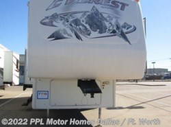 Used 2007  Keystone Everest 295T by Keystone from PPL Motor Homes in Cleburne, TX