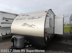 Used 2015  Forest River  GREYWOLF 26DBH by Forest River from Dixie RV SuperStores in Breaux Bridge, LA