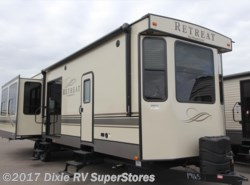 New 2017  Keystone Retreat 391RLTS by Keystone from Dixie RV SuperStores in Breaux Bridge, LA