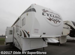 Used 2011  Heartland RV Cyclone M3850 by Heartland RV from Dixie RV SuperStores in Breaux Bridge, LA