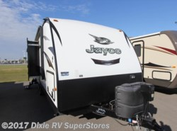 Used 2016  Jayco  WHITEHAWK 24RDB by Jayco from Dixie RV SuperStores in Breaux Bridge, LA