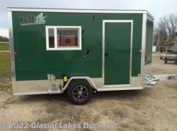 New 2016  Yetti Shell 6.5' x 12' by Yetti from Glacial Lakes Dock, Inc.  in Starbuck, MN