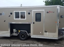 New 2017  Yetti Xtreme 8' x 16' V Front by Yetti from Glacial Lakes Dock, Inc.  in Starbuck, MN