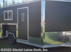 New 2017  Yetti Shell 8' x 16' by Yetti from Glacial Lakes Dock, Inc.  in Starbuck, MN