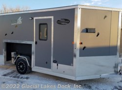 New 2017  Yetti Crossover Sport 8' x 16' Toyhauler by Yetti from Glacial Lakes Dock, Inc.  in Starbuck, MN