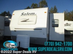 Used 2007  Forest River Salem  by Forest River from Super Deals RV in Temple, GA