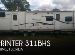 Used 2012  Keystone Sprinter 311BHS by Keystone from POP RVs in Sarasota, FL