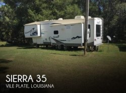 Used 2005  Forest River Sierra 35 by Forest River from POP RVs in Sarasota, FL